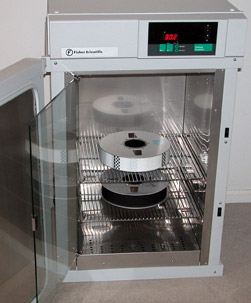 tape oven